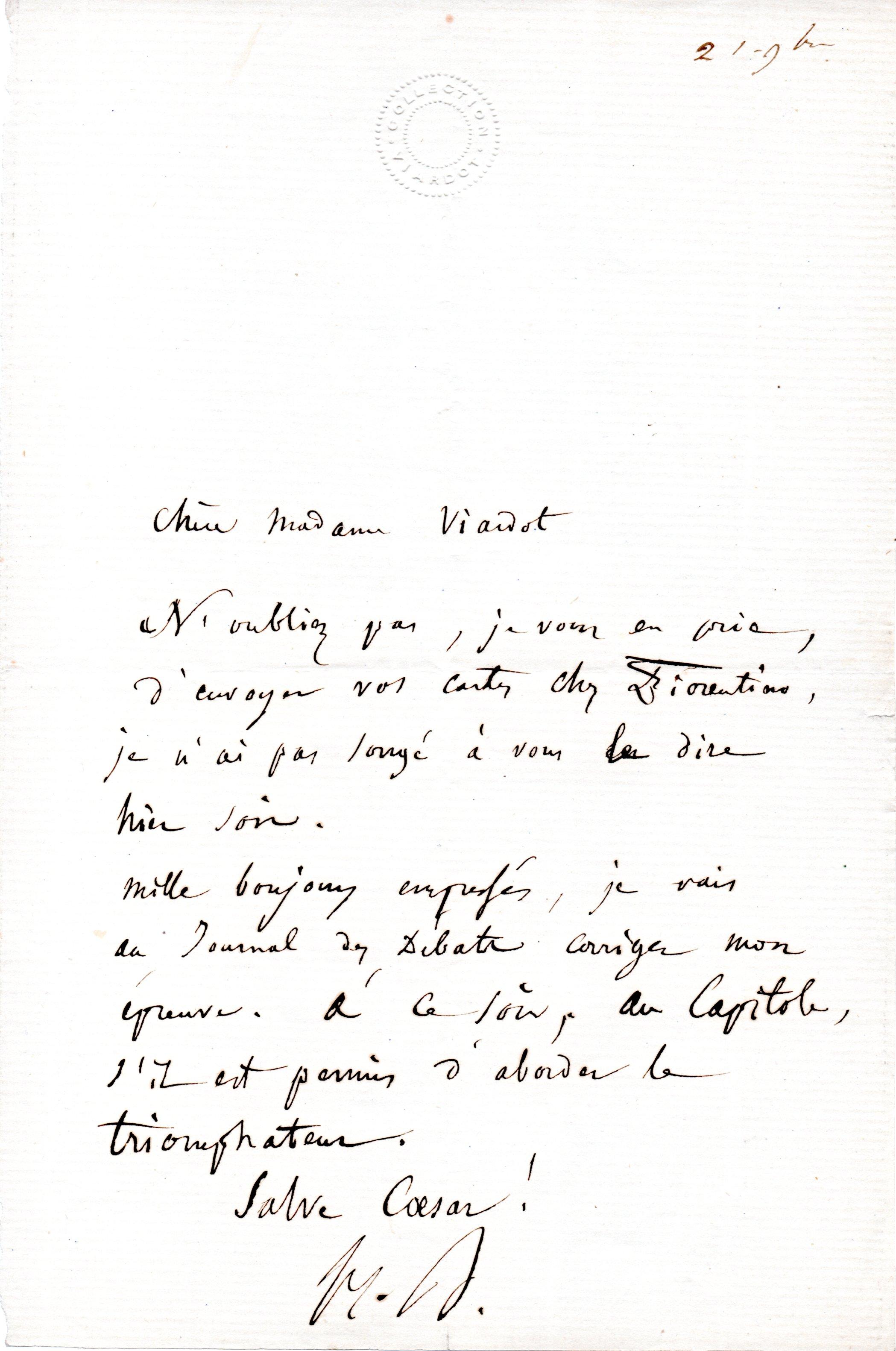 016. Hector BERLIOZ (1803-1869) compositeur Image