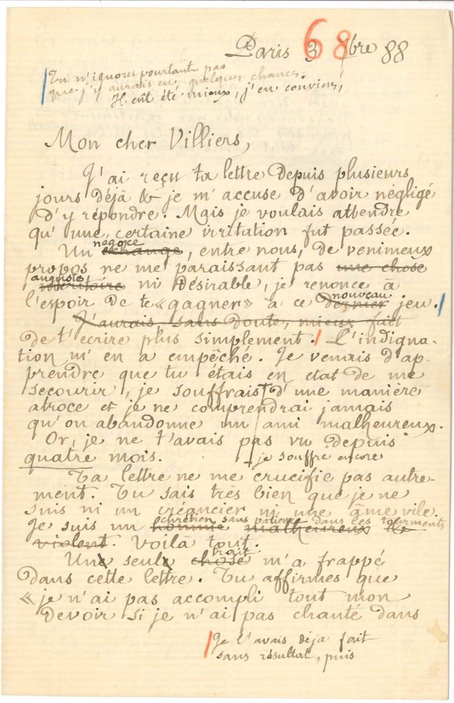 026. Léon BLOY (1846-1917) écrivain Image