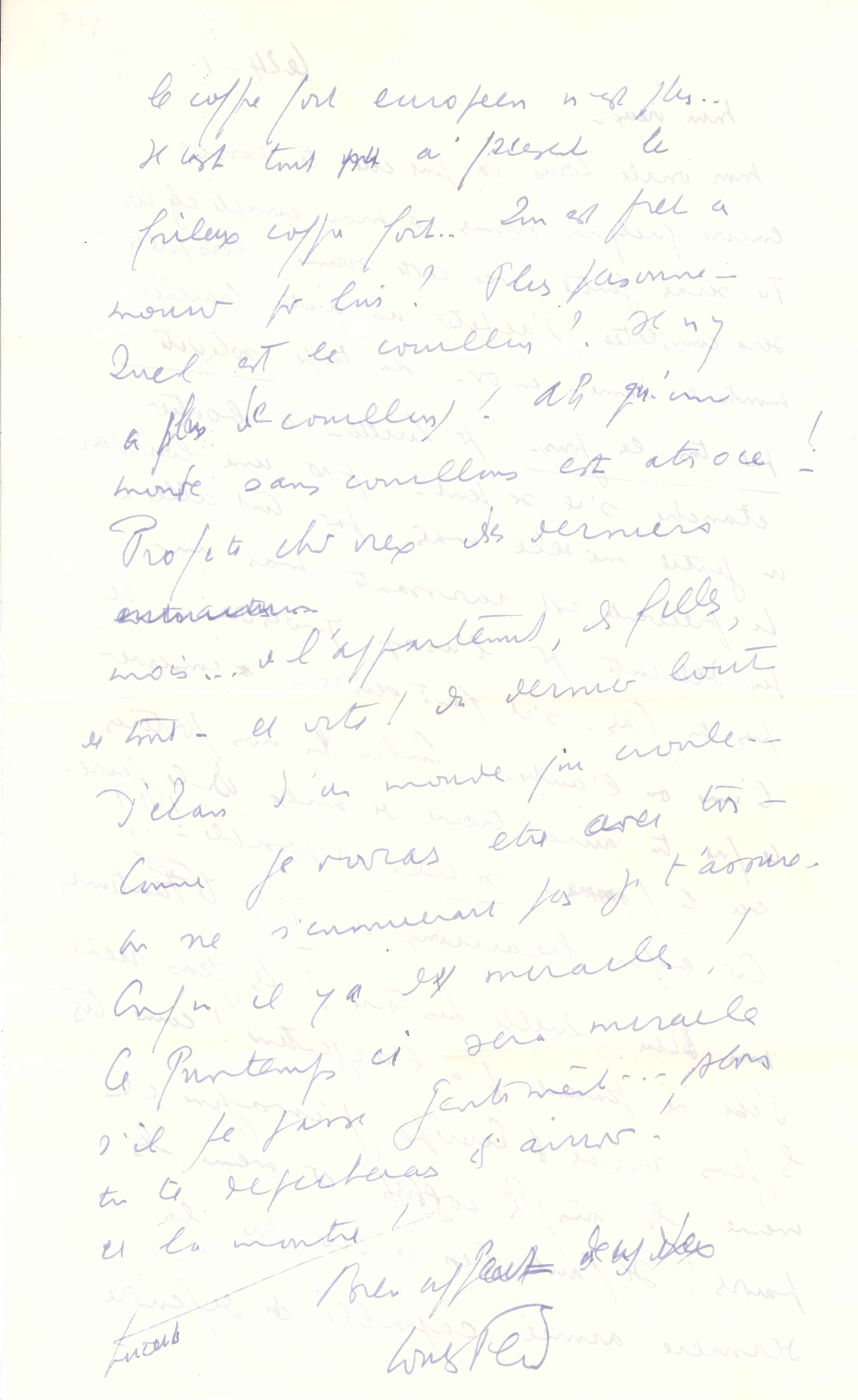 052. Louis-Ferdinand CÉLINE (1894-1961) romancier Image