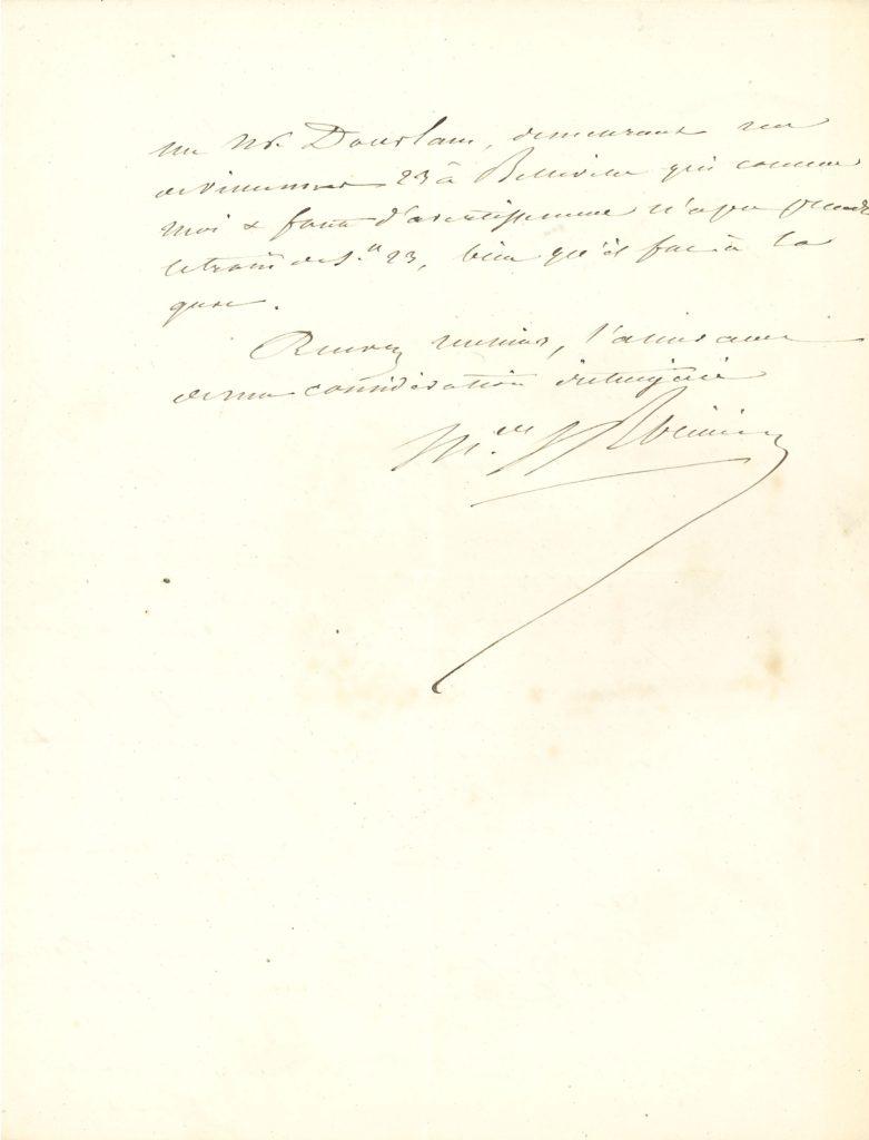 012 Achille BARAGUEY D'HILLIERS (1795-1878) maréchal de France, il se distingua en Crimée et en Italie Image