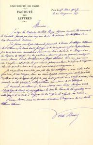 016 Victor BASCH (1863-1944) philosophe, président de la Ligue des Droits de l'Homme et du Rassemblement Populaire, assassiné par la Milice Image