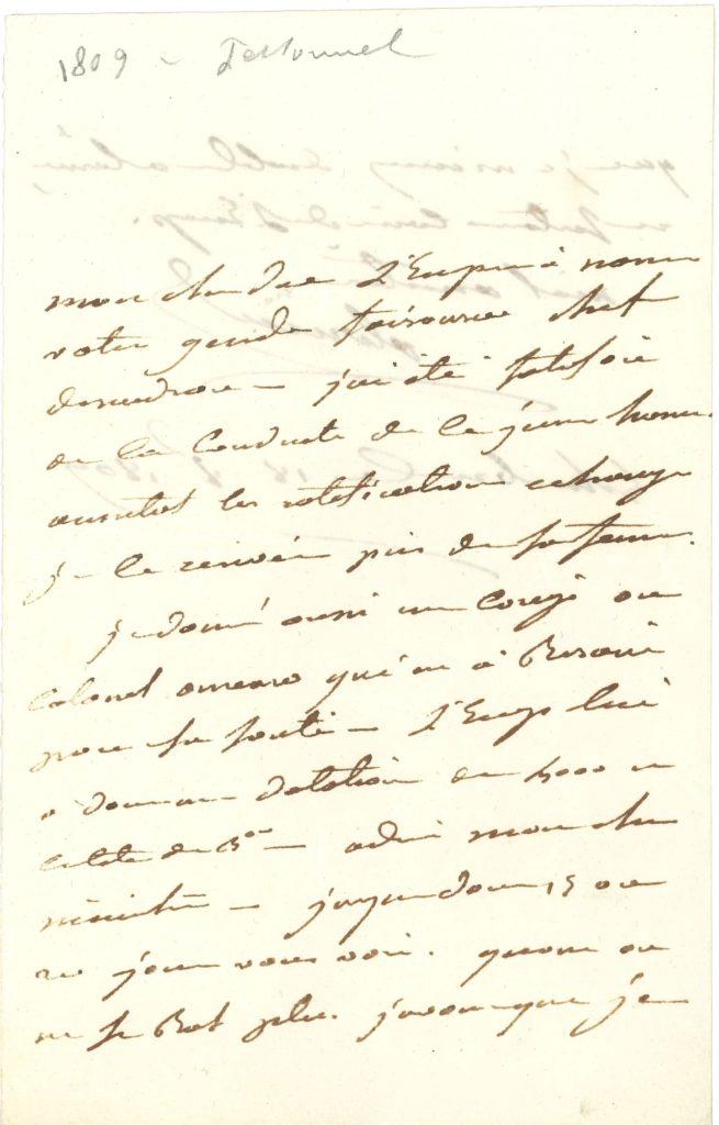 024 Alexandre BERTHIER (1753-1815) maréchal et ministre de la Guerre Image