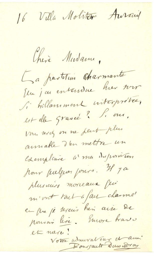 037 Louis-Albert BOURGAULT-DUCOUDRAY (1840-1910) compositeur et musicologue Image