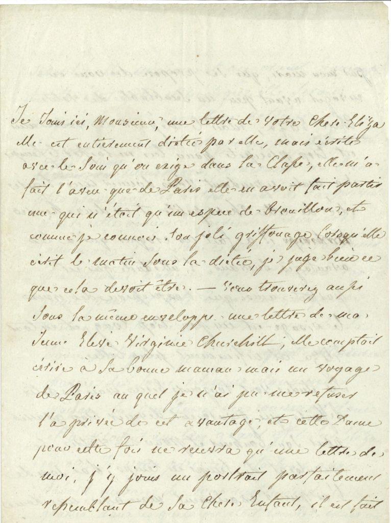 044 Jeanne Louise Genet, Madame CAMPAN (1752-1822) lectrice de Mesdames filles de Louis XV, secrétaire et confidente de Marie-Antoinette, institutrice et pédagogue, elle dirigea la Maison d'éducation de la Légion d'Honneur d'Écouen Image