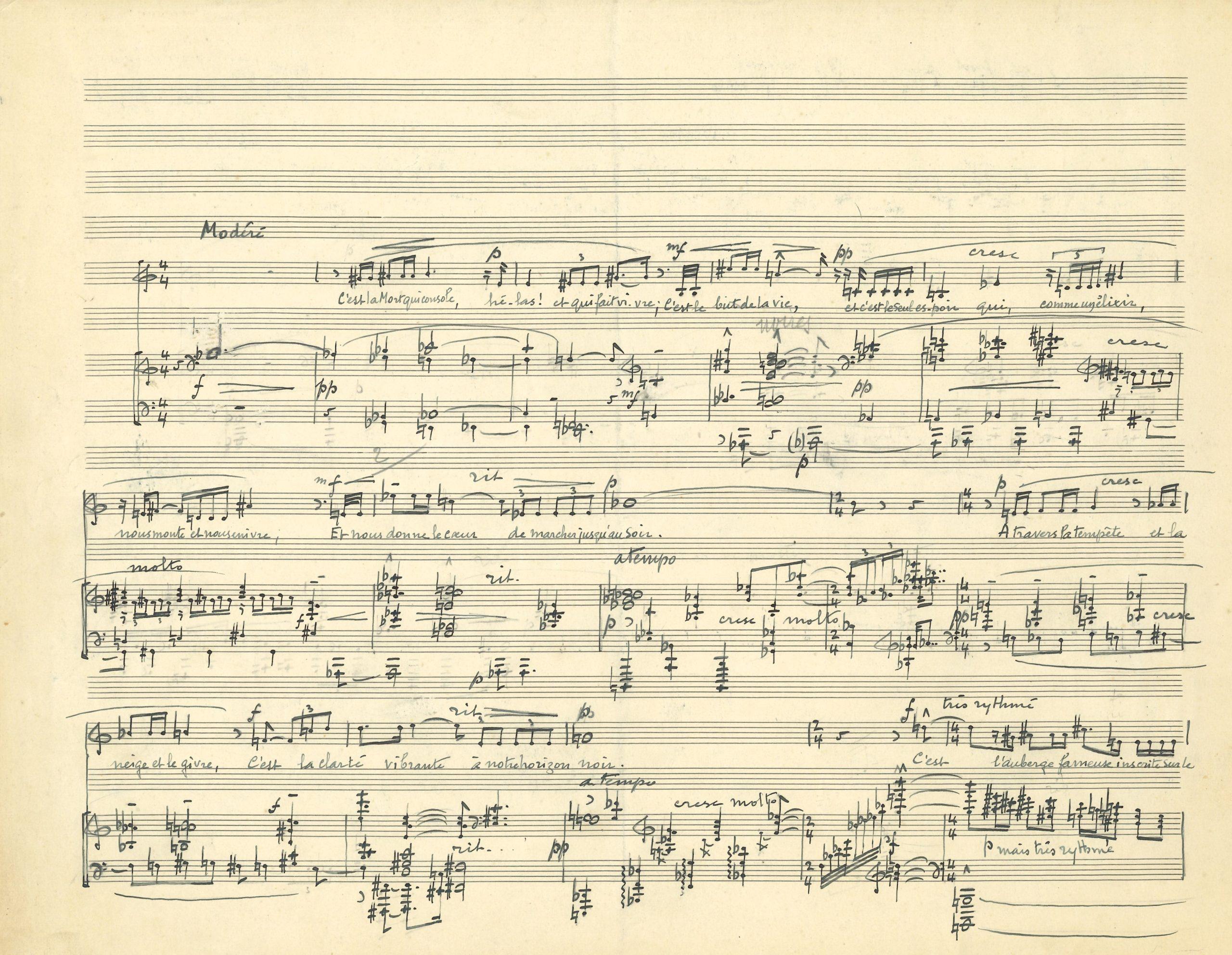 045 André CAPLET (1878-1925) compositeur Image