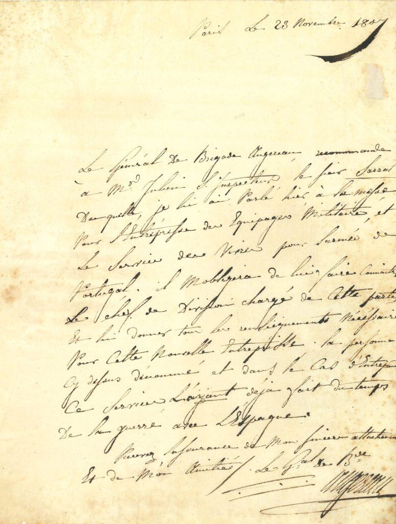 009 Jean-Pierre AUGEREAU (1772-1836) général et baron d'Empire, frère du maréchal Image