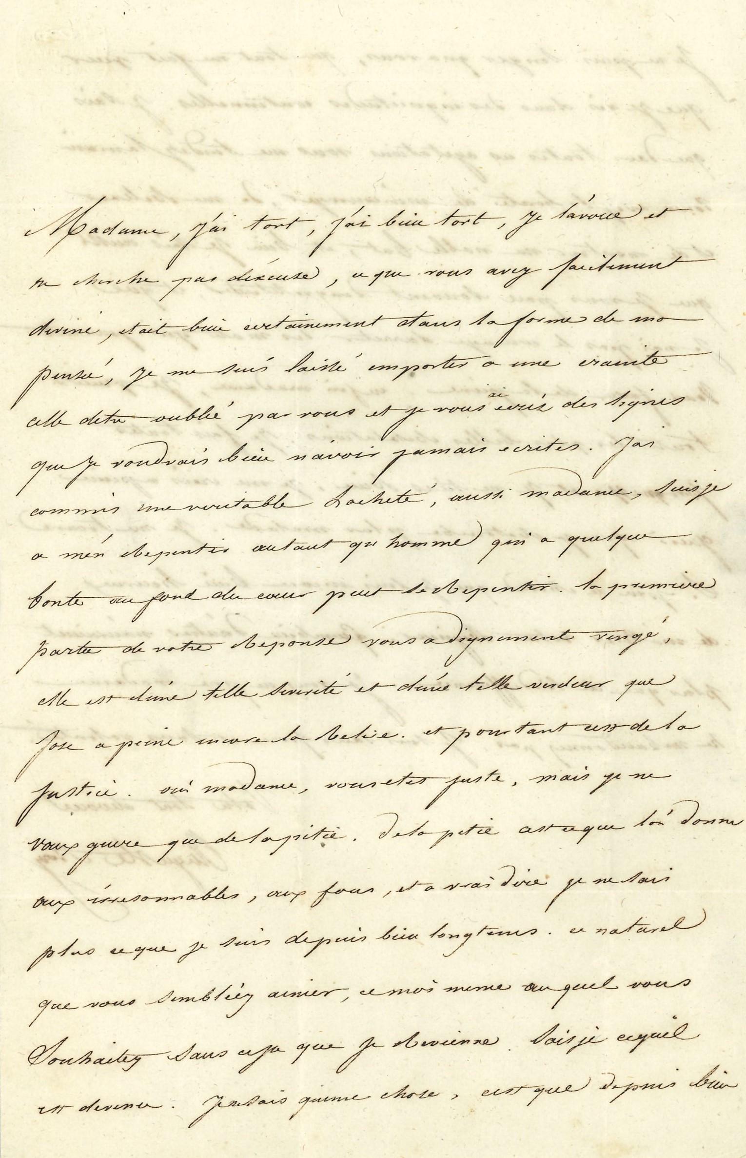 012 Auguste BARBIER (1805-1882) poète Image