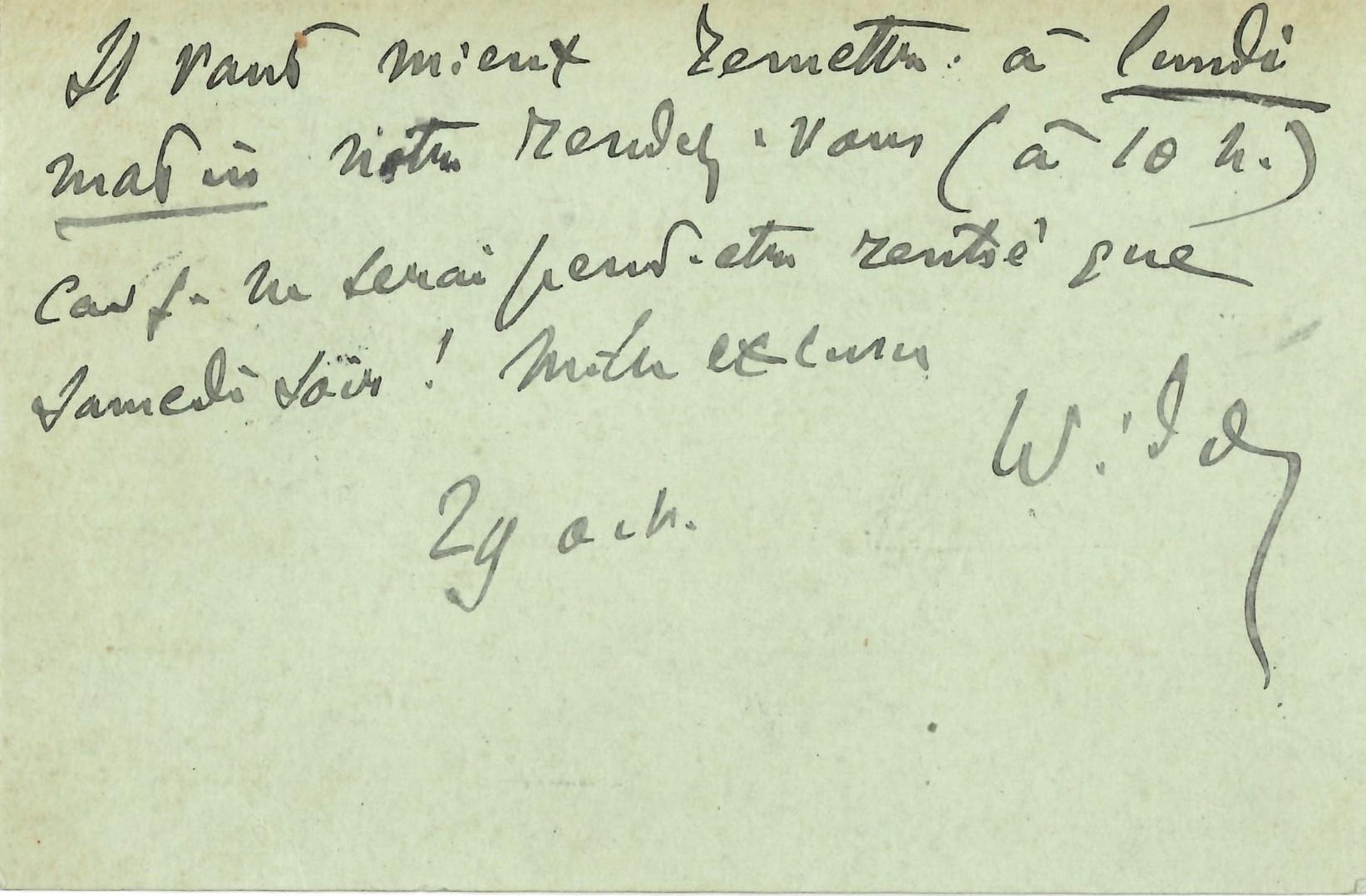 299 Charles-Marie WIDOR (1844-1937) compositeur et organiste Image